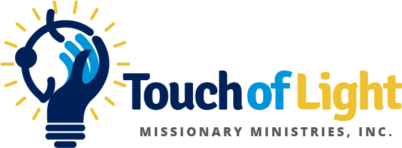 Touch of Light Missionary Ministry, Inc  Homepage Layer